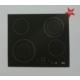 Franke Elektrikli Siyah Cam Ocak Fhc 6042 Bd