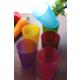 Loveq Gökkuşağı 6'Lı Su Bardağı 205Cc Mrc-01001Mt