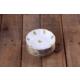 Porland Porselen Çay Tabağı 6 Lı Sarı Gül Mğz