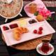 Royal Windsor Seramik 6 Bölmeli Kahvaltı Tabağı
