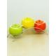 Kitchen Love Standlı 3' Lü Renkli Baharat Set
