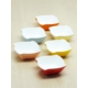 Kitchen Love 6 Adet Renkli porselen Çerezlik/reçellik