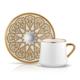 Koleksiyon Sufı Çay Fıncan Seti 6Lı Selcuklu