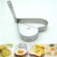Nomnom Kalp Yumurta Omlet Ve Krep Pişirme Kalıbı