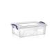 Dünya Plastik 3,75 lt Clear Box Saklama Kutusu