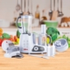 Stilevs Robotek Full Takım Mutfak Robotu