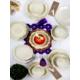 Keramika 24 Parça 6 Kişilik Romeo Krem 032 Yemek Takımı