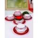 Keramika 24 Parça 6 Kişilik Alfa Renklerin Dansı 55 A Yemek Takımı