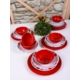 Keramika 24 Parça 6 Kişilik Alfa Renklerin Dansı 60 A Yemek Takımı