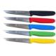 Sürbısa Sürmene 061004 Lz (Tırtıklı ) Sebze Bıçağı 9.5 Cm 5 Renk