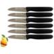 Sürmene Sürbısa 061007 Meyve Bıçağı 6 Lı Set 11 Renk Seçeneği