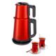 Vestel Sefa Kırmızı Çay Makinesi