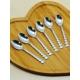 Kitchen Love Çelik-Kalp Saplı 6Lı Çay Kaşık