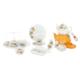Güral Porselen Sami 60 Parça Kahvaltı Takımı