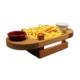 Joy Kitchen Çift Sosluklu Sunum Kasası - Ahs036