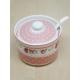 Kıtchen Love Porselen Kaşıklı Baharatlık&Şekerlik