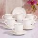 Porselen Yaldızlı Kahve Fincanı BH523