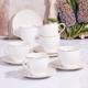 Porselen Yaldızlı Kahve Fincanı BH525