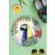 Keramıka Delta Servis Tabağı Papagan 17696