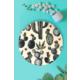 Keramika Delta Servis Tabağı Kaktus 17690