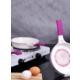 Bayev Silikon Saplı Porselen Yumurta Tavası 100365