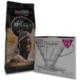 Caffe Molinari Ve Hario Dripper'Lı Filtre Kahve Seti - Kenya 250G + Şeffaf V60 02 Dripper