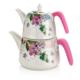 Neva N983 Lucy Porselen Çaydanlık