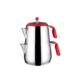 Neva N2314 Eva Premıum Kırmızı Çaydanlık