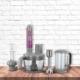 Korkmaz Mia Multi Blender Set Mor 457-01