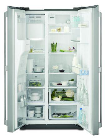 Electrolux EAL6140WOU A+ Enerji Sınıfı 680 l Gardrop Tipi No-Frost Buzdolabı