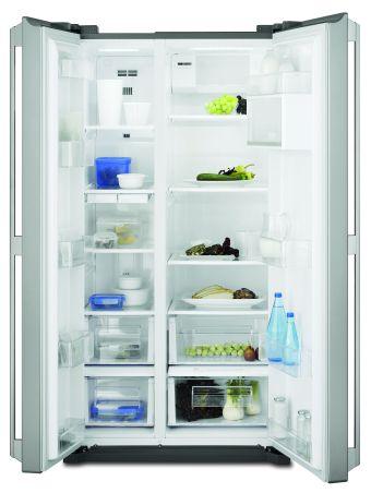 Electrolux EAL6240AOU A+ Enerji Sınıfı 622 l Gardrop Tipi No-Frost Buzdolabı