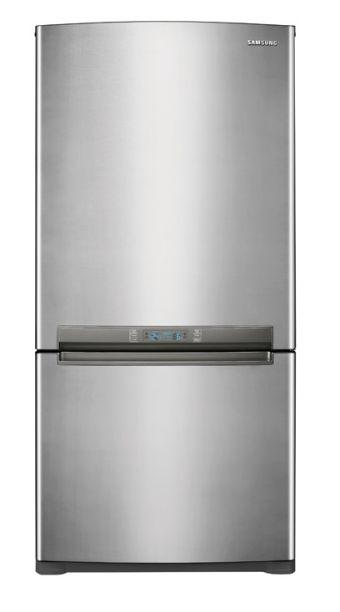 Samsung RL62ZBPN1/ANU A+ Enerji Sınıfı Kombi Tipi No-Frost Buzdolabı