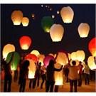 Gökyüzü Dilek Feneri Balonu 3 Adet