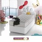 Monessa Papatya Baza Seti Tek Kişilik (yatak hariç)