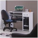 Alpino Lucida Genç Odası Bilgisayar Masası -Beyaz
