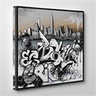 Tabloshop Graffiti Kanvas Tablo