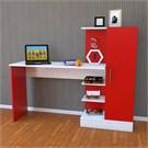 Yurudesign Laura Çalışma Masası Kırmızı