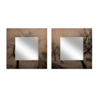 Tink Hüzün Çiftli Ayna
