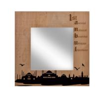 Tink İstanbul Silüeti Ayna