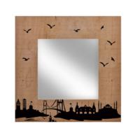 Tink İstanbul Silüeti 2 Ayna