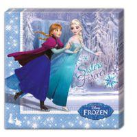Tahtakale Toptancısı Kağıt Peçete Frozen Ice Skatıng 33*33 (20 Adet)
