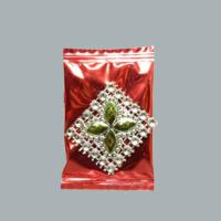 Tahtakale Toptancısı Kına Taşlı Çiçekli Jelatinde (100 Adet)