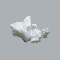 Tahtakale Toptancısı Kuş Çiftli Polyester (50 Adet)
