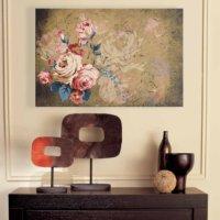 Albitablo Gülün Rüyası Yatay Tek Parça 50 x 70 cm