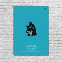 Albitablo Poster Love Lagaan Kanvas Tablo