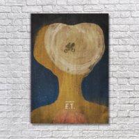 Albitablo Poster Love E.T. Kanvas Tablo
