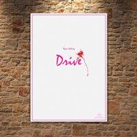 Albitablo Poster Love Drive 1 Kanvas Tablo