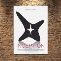 Albitablo Poster Inception Kanvas Tablo