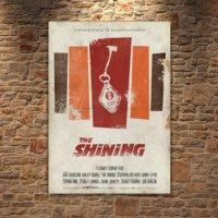 Albitablo Poster Love The Shining Kanvas Tablo