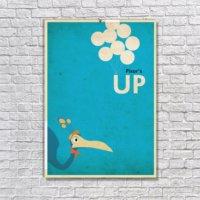 Albitablo Poster Love Up 2 Kanvas Tablo